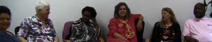 Panel group shot