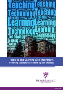 RU Teaching with Technology Booklet
