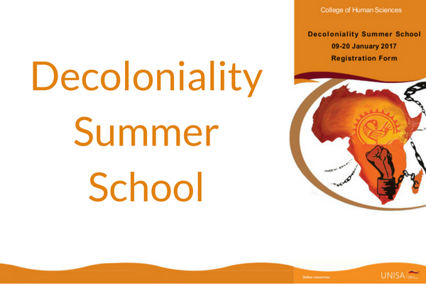 essay 2 decoloniality The search for decolonial love, part ii an interview with junot díaz paula ml  moya junot díaz / the american library association.