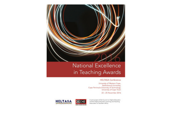 national teaching and excellence awards