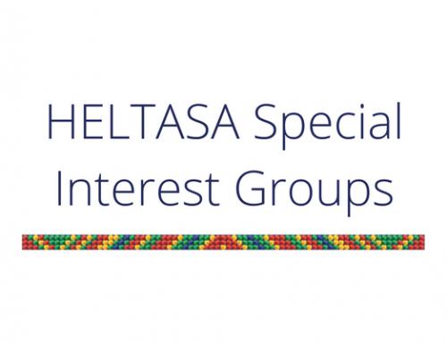 HELTASA Special Interest Groups