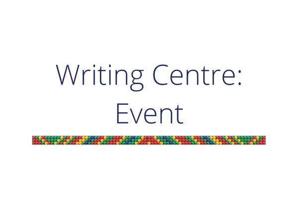 Writing Centre HELTASA SIG event