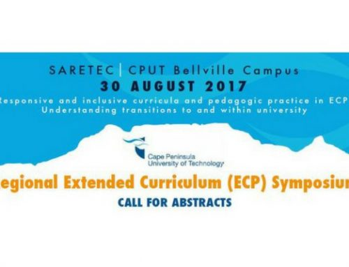 Call for Abstracts: Regional Extended Curriculum (ECP) Symposium – Western Cape
