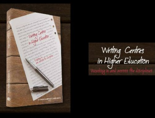 Writing Centres in Higher Education: working in and across the disciplines