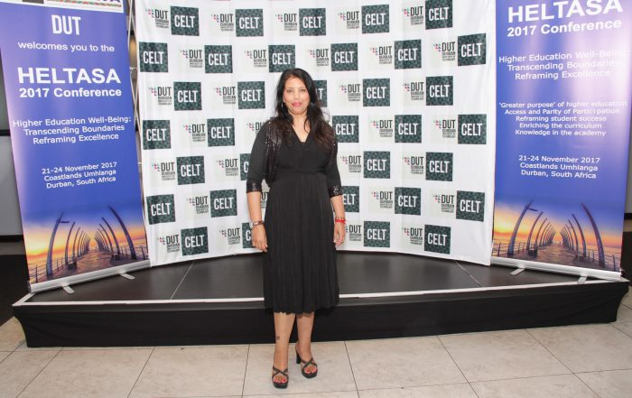 Nalini Chitanand HELTASA Conference 2017