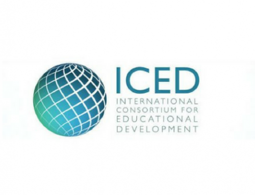 HELTASA chair representing global South at ICED 2018 Council Meeting