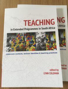 Teaching in ECP book_cover HELTASA