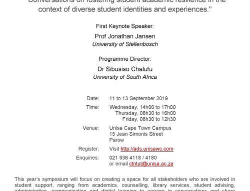 Academic Development Symposium