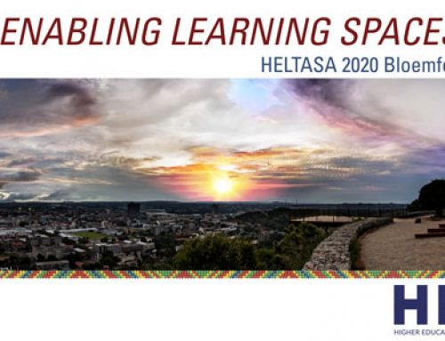 "HELTASA 2020 Conference ""Creating Enabling Learning Spaces For All"""