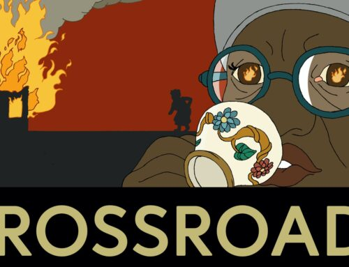 PM Press Launches Kickstarter for Crossroads: I Live Where I Like