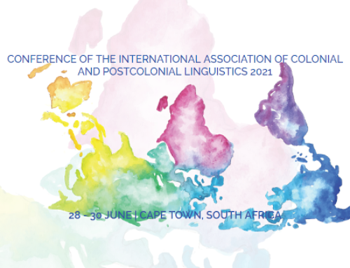 Conference of the International Association of Colonial and Postcolonial Linguistics 2021