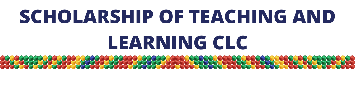 Scholarship of Teaching and Learning Collaborative Learning Community (SoTL CLC)(1)