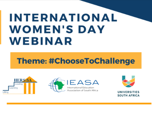 HERS-SA International Women's Day Webinar
