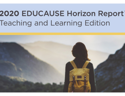 Call for submissions: 2021 EDUCAUSE Horizon Report