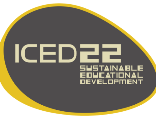 Save the date: ICED 2022 Conference – Sustainable Educational Development