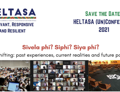 SAVE THE DATE: 6 – 10 December 2021