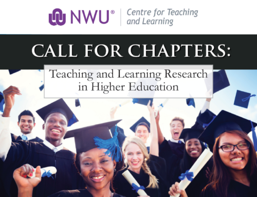 Call for chapters: Teaching and Learning Research in Higher Education