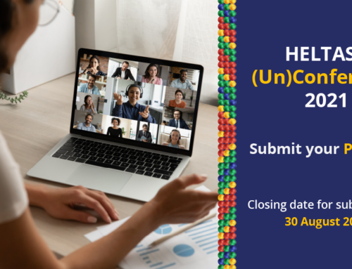 Call for Proposals: HELTASA (Un)Conference 2021